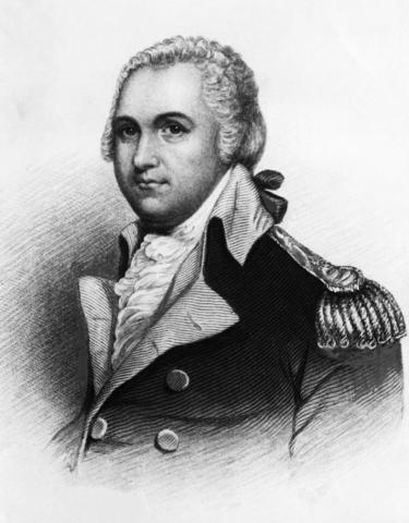 Benedict Arnold becomes a traitor