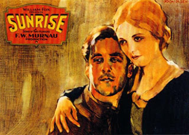 Amanecer (Sunrise) (F. W. Murnau)