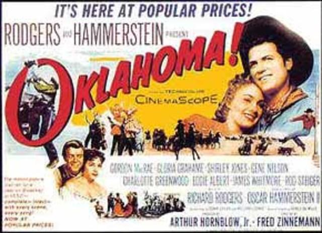 Primera película en Todd AO (Todd and American Optical Co) en CinemaScope