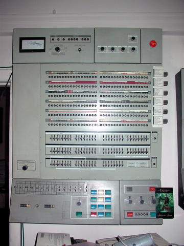 Era electrónica(IBM360)