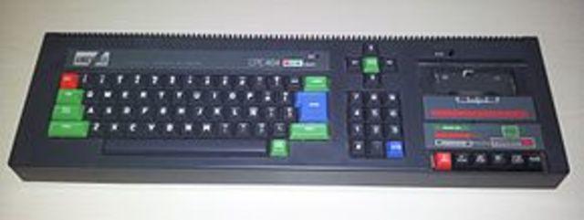Era electrónica(Amstrad CPC 464)
