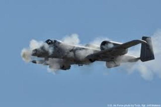 Fighter Squadron Attack