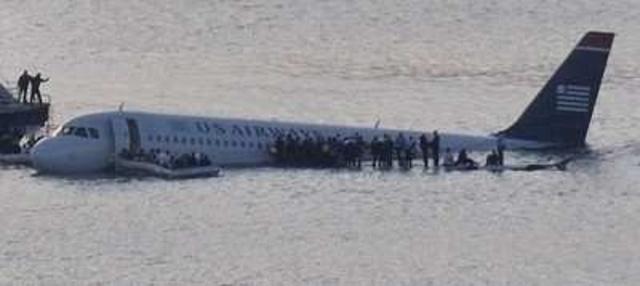 Plane Boat