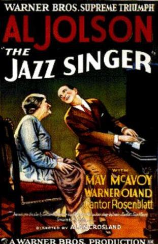 """""""El cantor de Jazz"""""""