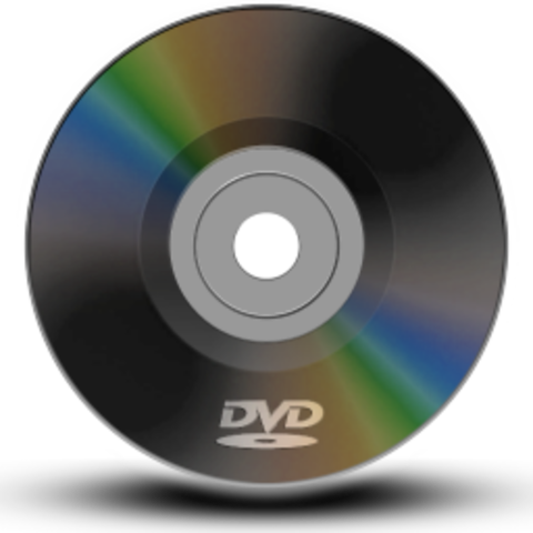 Nacimiento del DVD