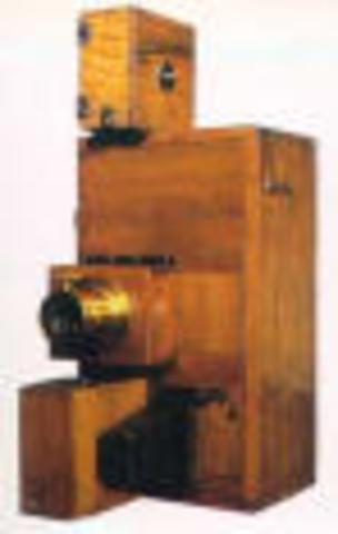 Invención del cronófono