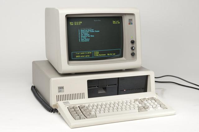 IBM PC XT