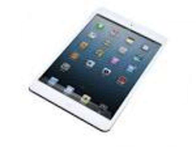 The iPad is released