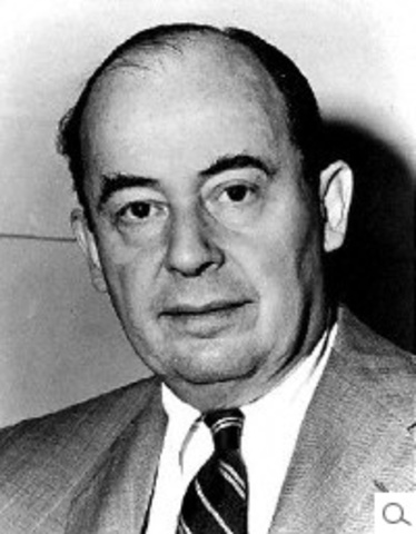 """John von Neumann wrote """"First Draft of a Report on the EDVAC"""""""