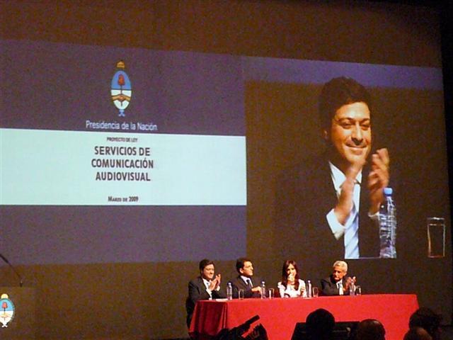 Mariotto asume y manifiesta la necesidada de cambio de Ley