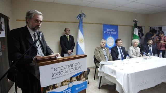 Nestor Busso Representa a la Coalición en los 21 puntos