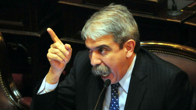 Anibal Fernandez renuncia