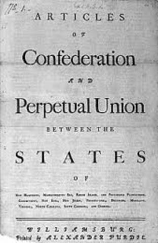 Problems that lead to the need for the constitution