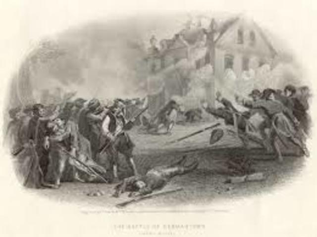 Battle of Germantown/Valley Forge