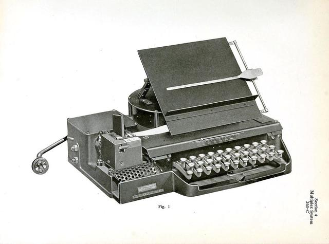 Multiplex Telegraph was patented by Granville T. Woods