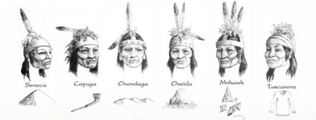 The Iriquois Confederation