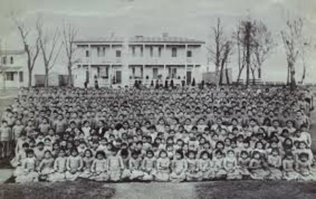Carlisle Boarding School