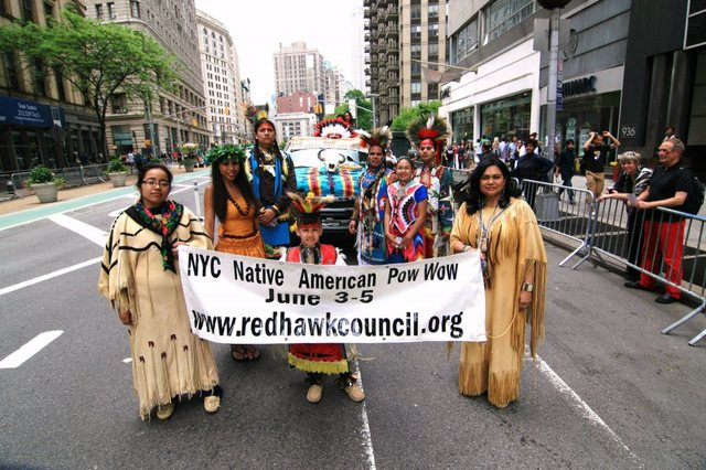 Native Americans in New York