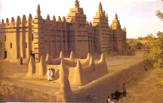 The first university in the world is conceived: Sankore University of Timbuktu