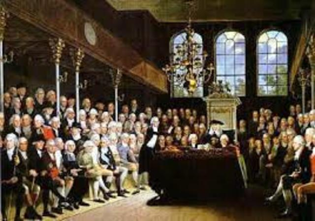 grievences of british subjects
