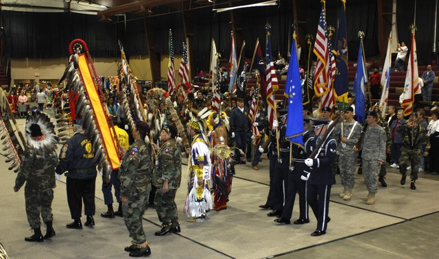 Native Americans in the Military