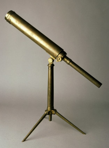 Galeleo and the First Refracting Telescope