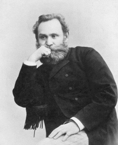Iván Petróvich Pávlov, 1849-1936