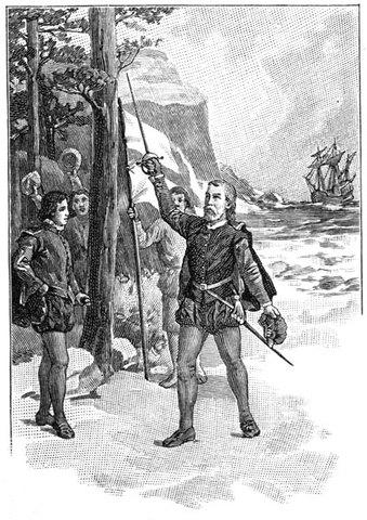 John Cabot/ Sebastion Cabot