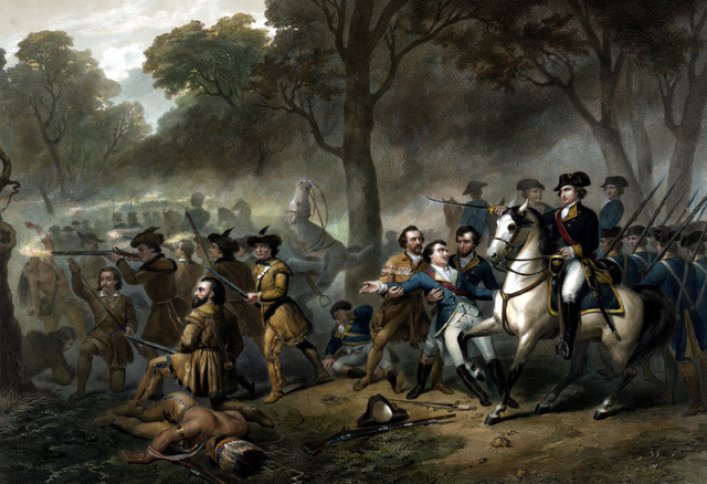 French Indian War/ Seven Years War