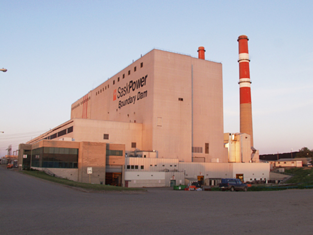 SaskPower to invest in Boundary Dam Power Station