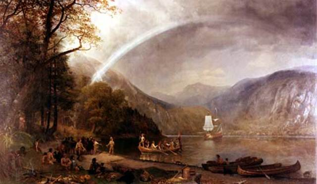 The Exploration of the Hudson River