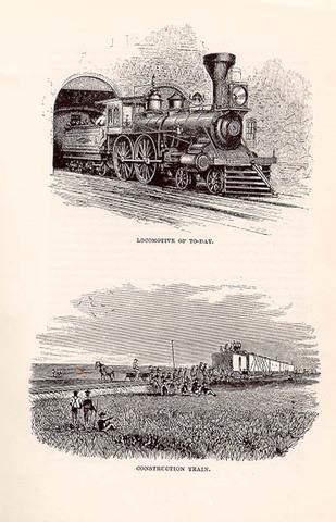 Texas's first railroad