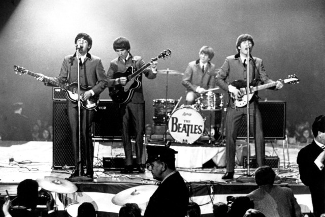First Gig for the Beatles