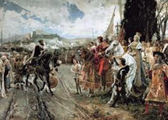 Jews, gypsies and moors expelled from Spain