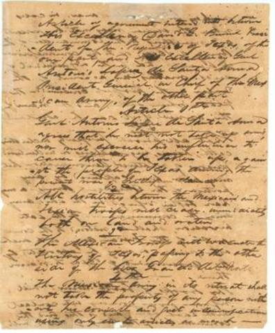 treaties of velasco
