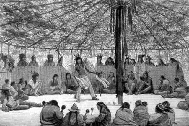 Native American Religion Allowed.