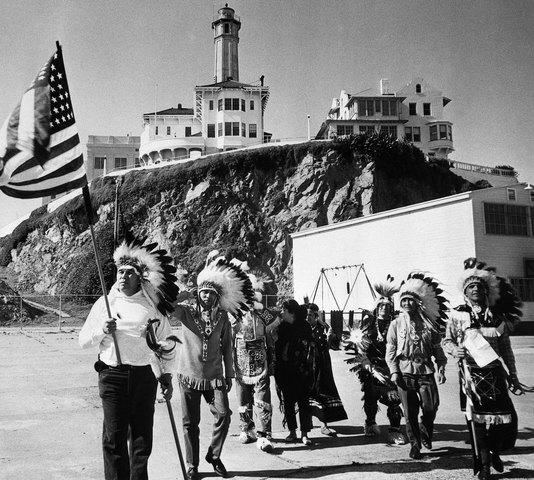 Native Americans & Alcatraz