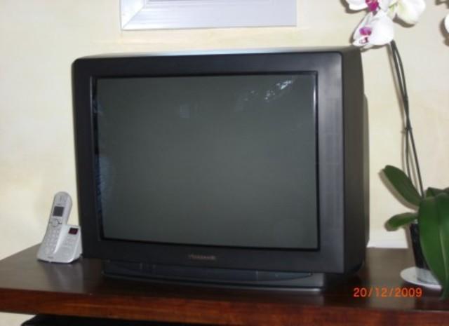 Mi primera televisión.