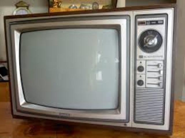 Primer televisor (Madre)
