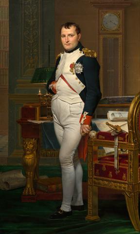 Napoleon becomes Emporer