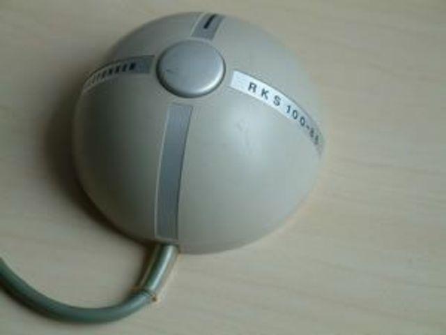 Fue comercializado el primer modelo de mouse de la historia.