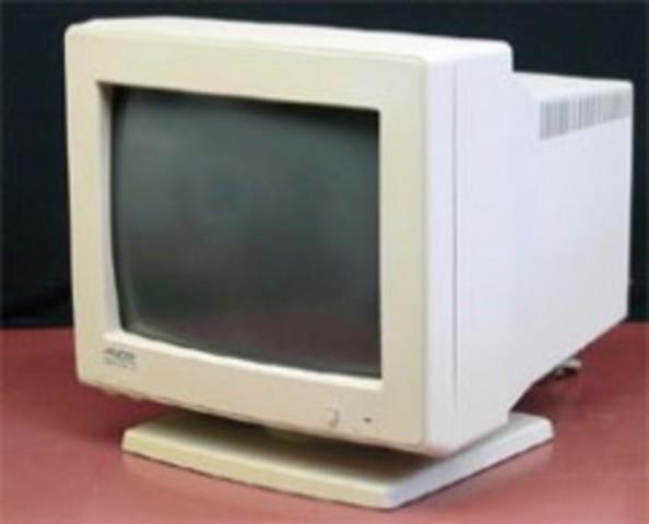 Segunda Evolución del Monitor