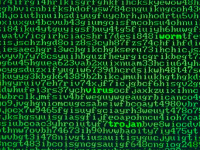 Frederick lo lalmo por primera vez Virus Informatico