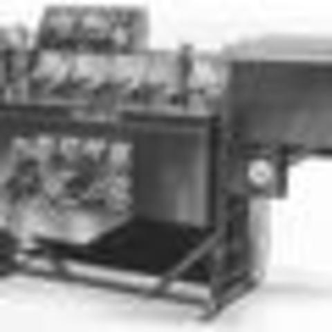 Maquina tabuladora de Hollerith (1889)