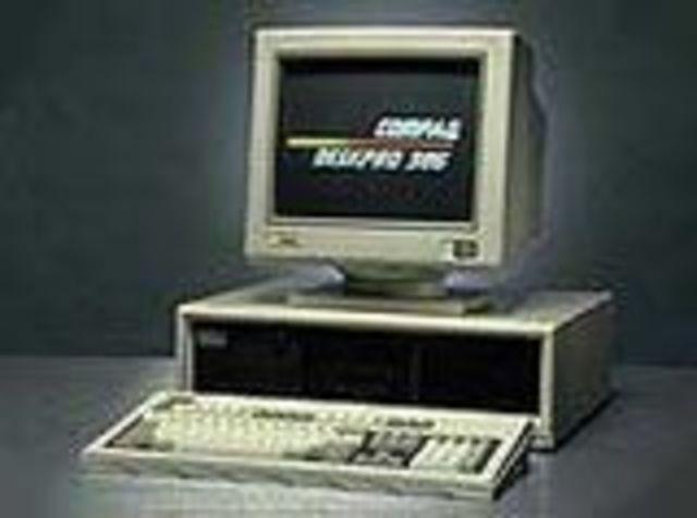 Compaq Deskpro 386