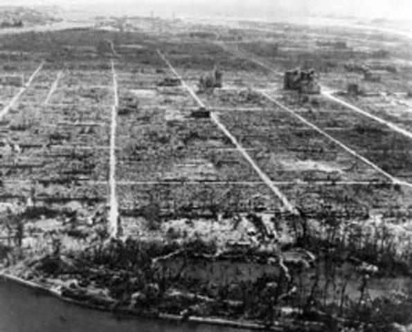 Hiroshima Nuked