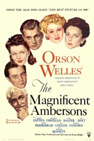 """""""The Magnificent Ambersons"""""""