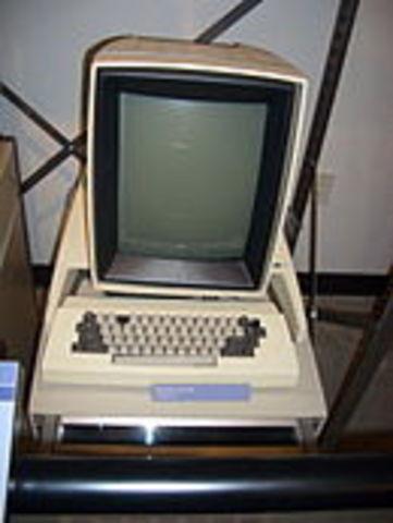 Xerox Alto y Xerox Star