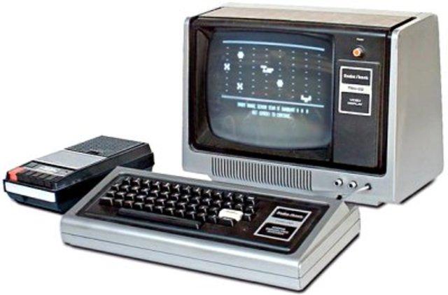 Otras máquinas de la época[