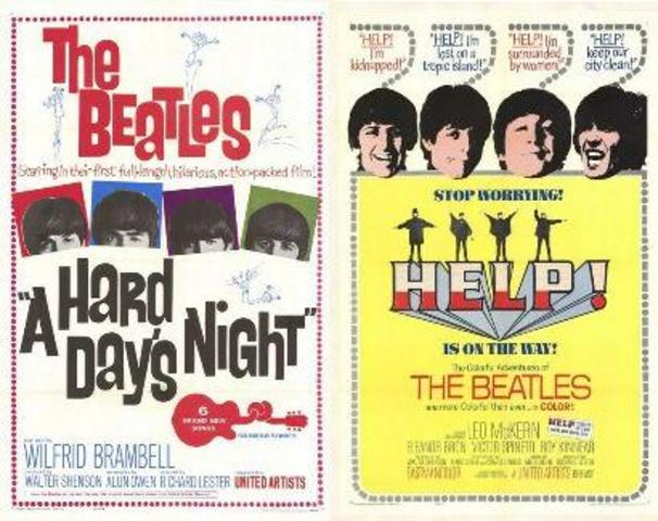 The Beatles' First Film
